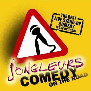 jongleurs comedy on the road