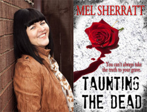 Staffordshire Author Mel Sherratt Book Deal