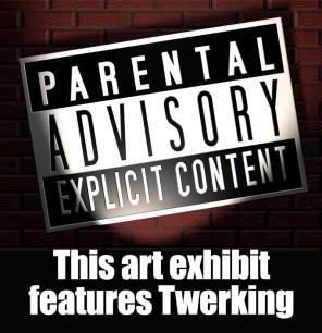 Staffordshire-art-exhibit-features-twerking