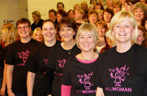 All-Woman-Choir-Staffordshire-Stafford-Stoke