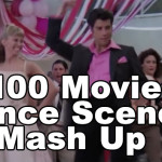 100 Movie Dance Scenes Mash Up