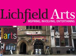LICHFIELD ARTS 2016