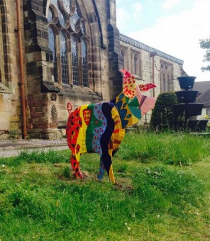 art-in-unusual-places-tamworth-staffordshire