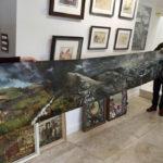 DAVID-BEZ-ARTIST-TRENT-ART-GALLERY-STAFFORDSHIRE-ARTS