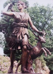Diana The Huntress by Miranda Wakeman